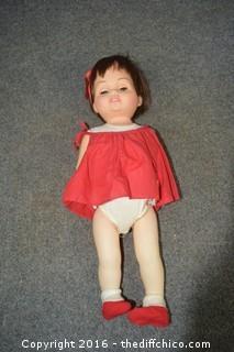 Vintage Doll in need of repair