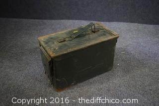 Ammo Box & Contents