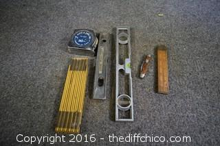 Measuring Tools & More