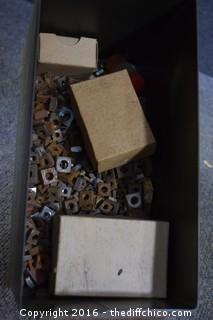 Ammo Box & Contents