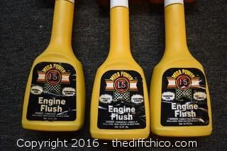 Oil Treatment & English Flush