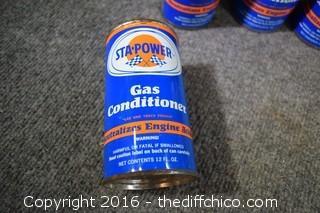 8 Sta-Power Gas Conditioner