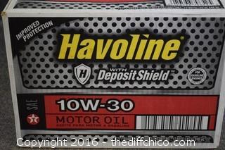 Havoline Oil 10W-30