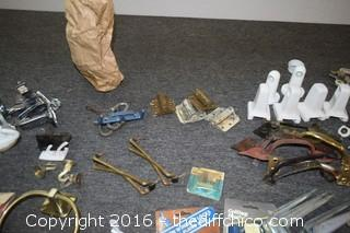 Mixed Lot-Hardware & More