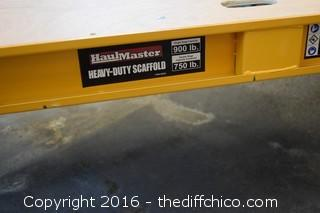 HaulMaster Heavy Duty Scaffold