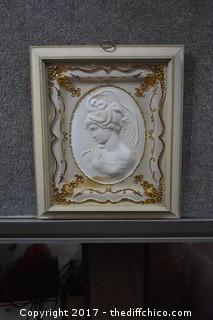 Framed Decorative