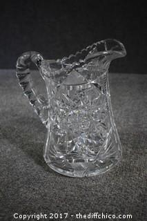 Crystal Pitcher