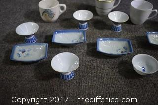 Lot of Oriental Porcelain