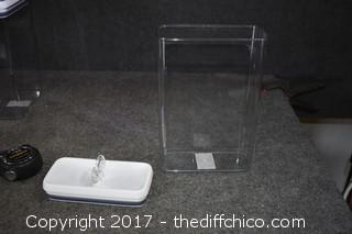 6 Storage Containers