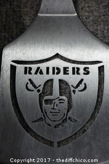 Raiders BBQ Set