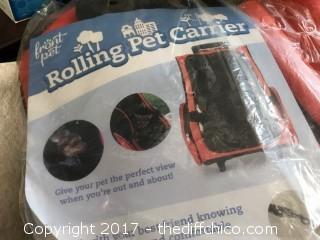 FrontPet Rolling Pet Carrier