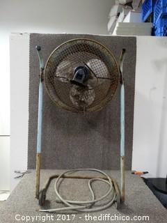 Shop Fan ( Not Working)