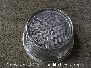 3 Piece Colander Set