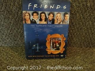 Friends 1st Season