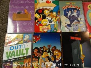 The Simpsons and More