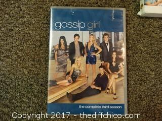 Gossip Girl Complete Season #3 and #5
