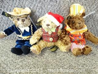 Christopher Radko Bears