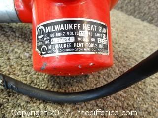 Milwaukee (Heat and Cold) Gun