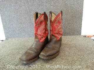 Double H Boots Size 11