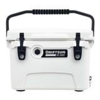 Driftsun 20 Quart White ICe Chest - New Model