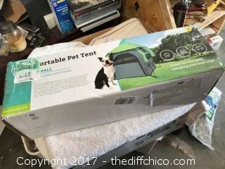 Frontpet Portable Pet Tent