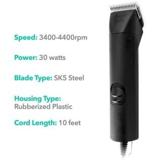 Frontpet Variable Speed Pet Clippers