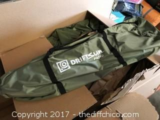 Driftsun Outdoor Patio Storage Tent