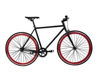 Zyde Fixed Gear Bike - Black