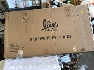 Frontpet Hardwood Pet Stairs