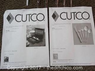 Set Of 6 Cutco Specialty Silverware