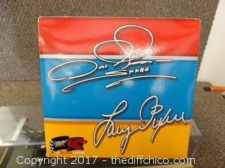 Miller Racing Larry Dixon Diecast Dragster Car NIB