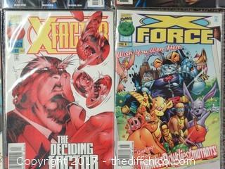 7 Collectible Comic Books