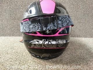 Fox Girl Helmet