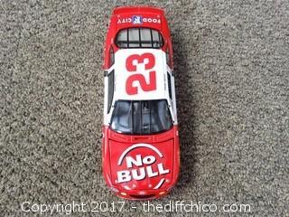 #23 Winston Diecast Race Car