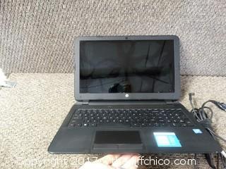 Hp Laptop  (Needs Screen)