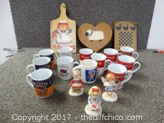 Campbells Soup Collectibles