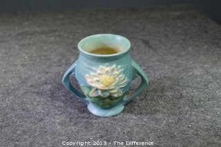 Roseville Pottery Water Lily 71-4