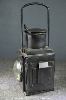 Rare Railroad Lantern