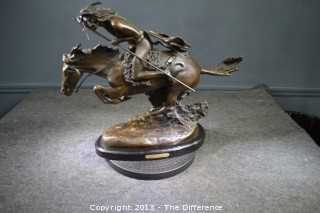 The Cheyenne by Frederic Remington