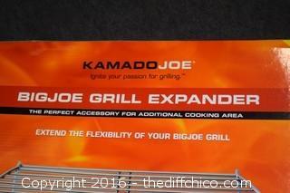 Kamado Joe Grill Expander