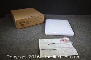 12-inch square Plastic Ceiling Light Fixture