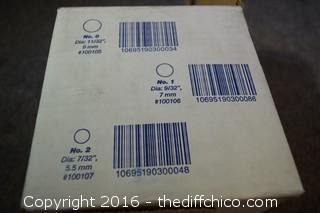 12 NIB Boxes of Cotton Pellets