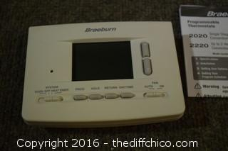 Braeburn 2220 Programmable Thermostat
