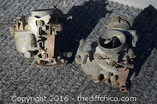 2 Carburetors
