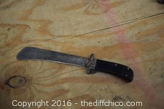 Case XX Harvest Knife