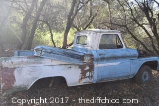 Parts Only-1966 Chevrolet Truck