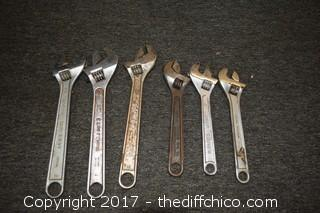 6 Wrenches