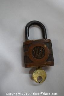 Yale Lock & Key
