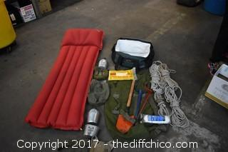 Camping Items & More