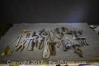 Misc Lot of Specialized Tools
